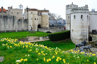 18.  Tower of London