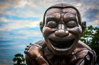 Dont Worry Be Happy by Chris Boyd