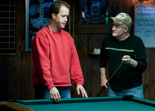 Chuck Wiggin Jr & Pat Frost