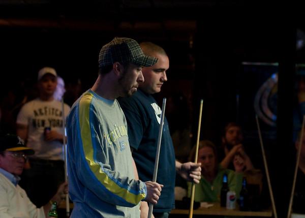 Shayne Cote & Erik Mahoney
