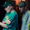 Bill Hamilton & Shayne Cote