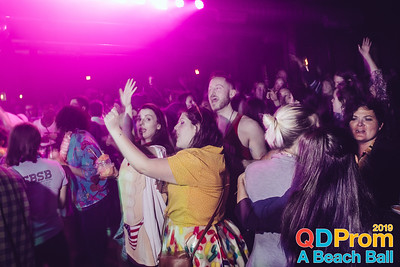 QDProm 2019 at Cannery Ballroom