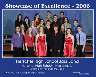 Herscher High School Jazz Band Herscher High School Herscher, IL