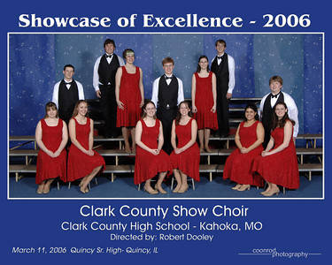 Clark County Show Choir Clark County High School Kahoka, MO