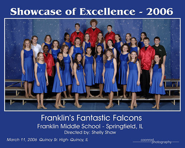 Franklin Fantastic Falcons Franklin Middle School Springfield, IL