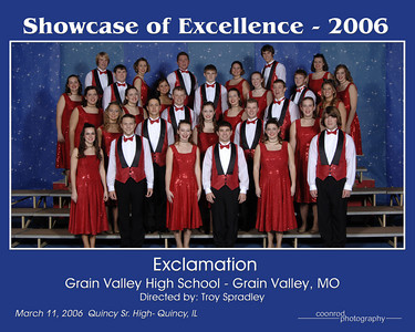 Exclamation Grain Valley High School Grain Valley, MO
