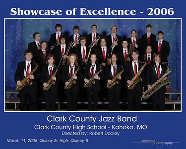 Clark County Jazz Band Clark County High School Kahoka, MO