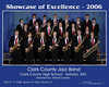 Clark County Jazz Band<br /> Clark County High School<br /> Kahoka, MO