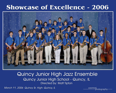 Quincy Junior High School Jazz Ensemble Quincy Junior High School Quincy, IL