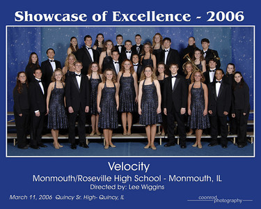 Velocity Monmouth/Roseville High School Monmouth, IL