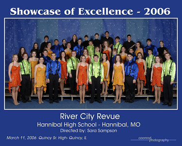 River City Revue Hannibal High School Hannibal, MO