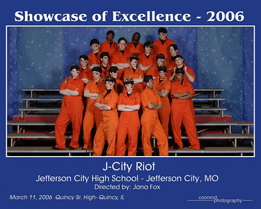 J-City Riot Jefferson City High School Jefferson City, MO