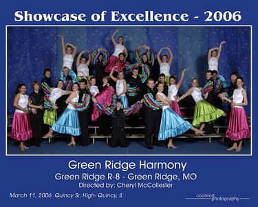 Green Ridge Harmony Green Ridge High School Green Ridge, MO