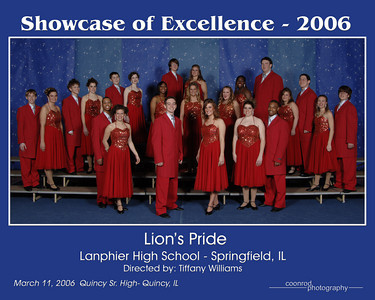 Lion's Pride Lanphier High School Springfield, IL