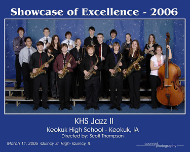 Keokuk High School Jazz II Keokuk High School Keokuk, IA