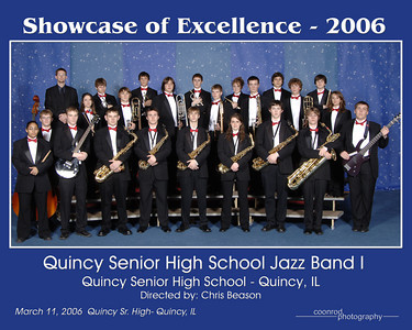 Quincy Senior High School Jazz Band I Quincy Senior High School Quincy, IL