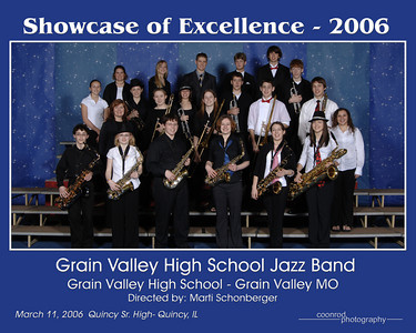 Grain Valley High School Jazz Band Grain Valley High School Grain Valley, MO