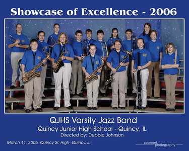 Quincy Junior High School Jazz Band Quincy Junior High School Quincy, IL