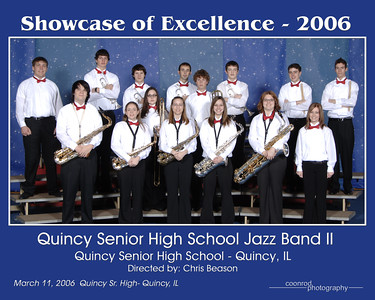 Quincy Senior High School Jazz Band II Quincy Senior High School Quincy, IL