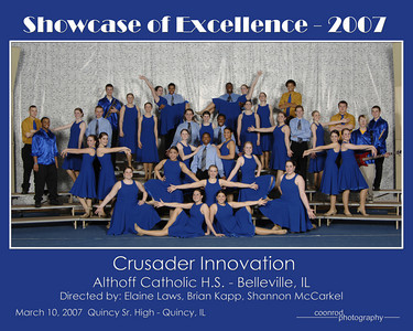 Crusader Innovation Althoff Catholic High School Belleville, IL