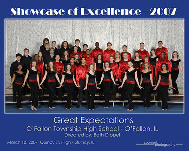 Great Expectations O'Fallon Township High School O'Fallon, IL