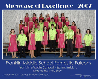 Franklin Middle School Fantastic Falcons Franklin Middle School Springfield, IL