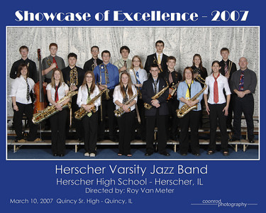 Herscher Varsity Jazz Band Herscher High School Herscher, IL