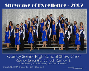Quincy Senior High School Show Choir Quincy Senior High School Quincy, IL