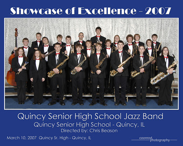 Quincy Senior High School Jazz Band Quincy Senior High School Quincy, IL