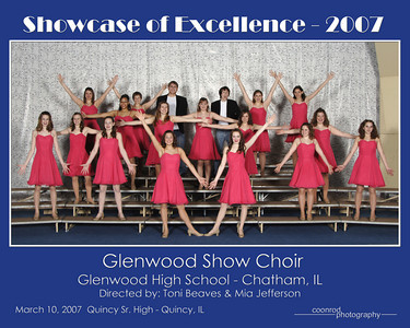 Glenwood Show Choir Glenwood High School Chatham, IL