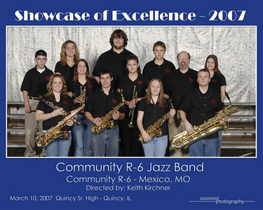 Community R-6 Jazz Band Community R-6 Mexico, MO