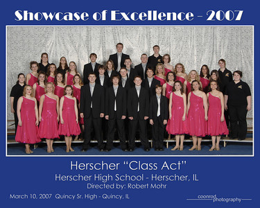 "Herscher ""Class Act"" Herscher High School Herscher, IL"