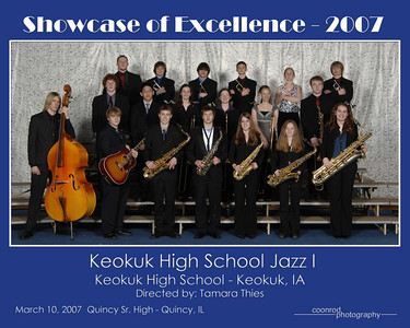 Keokuk High School Jazz I Keokuk High School Keokuk, IA
