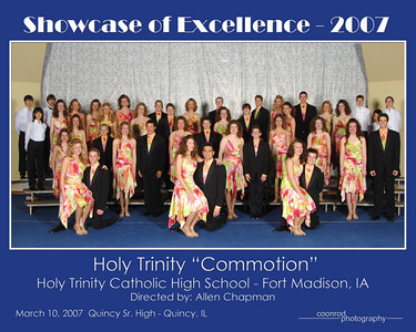 "Holy Trinity ""Commotion"" Holy Trinity Catholic High School Fort Madison, IA"