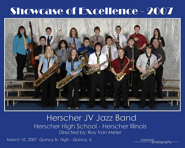 Herscher JV Jazz Band Herscher High School Herscher, IL