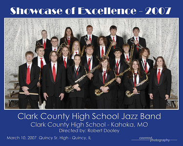 Clark County High School Jazz Band Clark County High School Kahoka, MO