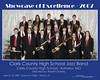 Clark County High School Jazz Band<br /> Clark County High School<br /> Kahoka, MO