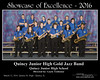 QJHS Gold Jazz Band