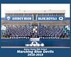 2018-2019 Marching Blue Devils - Souvenir Print