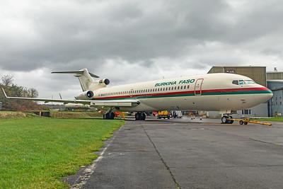 Government of Burkina Faso Boeing 727-282(A)(RE) XT-BFA 10-26-19 4