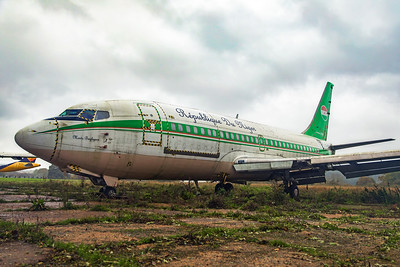 Niger Government Boeing 737-2N9C(A) 5U-BAG 10-26-19