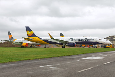 Thomas Cook Airlines ‎Airbus A321-231 G-TCVA 10-26-19