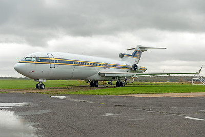 Al Anwa Aviation Boeing 727-2U5(ADV) HZ-AB3 10-26-19