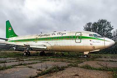 Niger Government Boeing 737-2N9C(A) 5U-BAG 10-26-19 2