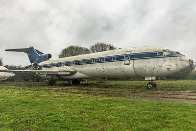 Boeing 727-212 Adv(RE) VP-CMO 10-26-19