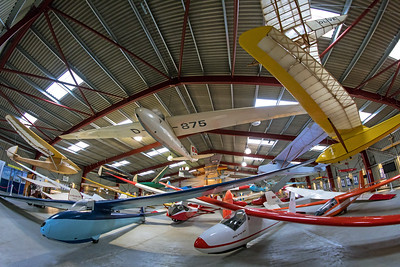 Gliding Heritage Centre 10-26-19