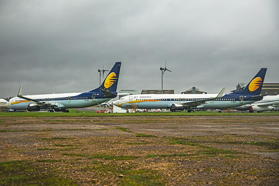 Jet Airways Boeing 737-96N(ER) 2-JBZI 10-26-19