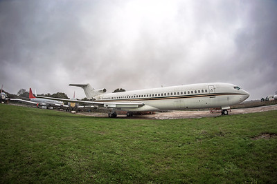 TAG Aviation Boeing 727-281 2-SEVN 10-26-19