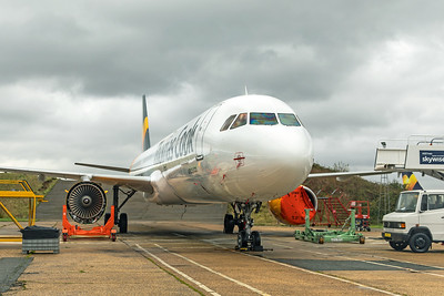 Thomas Cook Airlines Airbus A321-211 G-DHJH 10-26-19