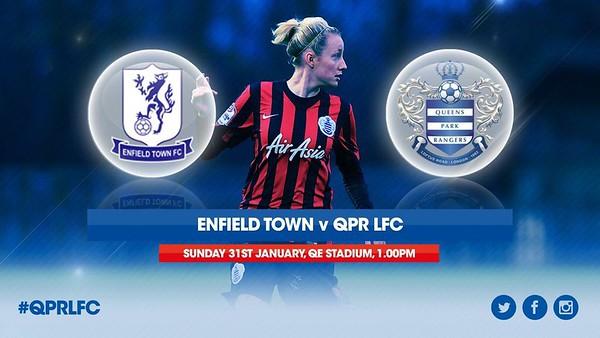 Enfield Town Ladies v QPR Ladies